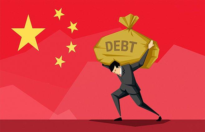 china debt load header